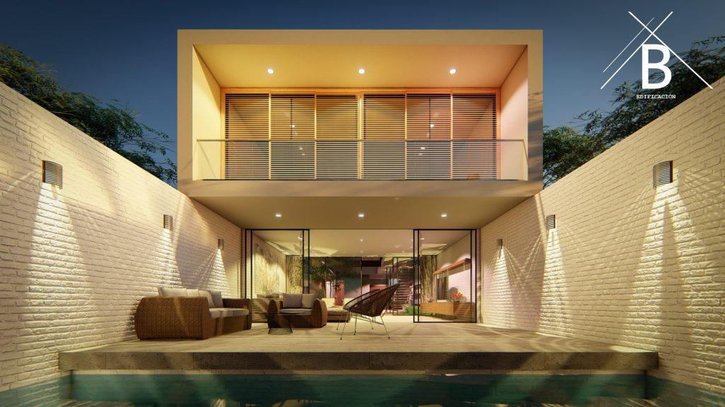 Proyecto arquitectónico para la construcción de tu vivienda