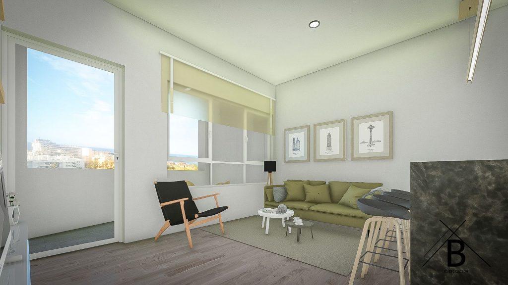 Cambio de Uso de local a vivienda en Málaga